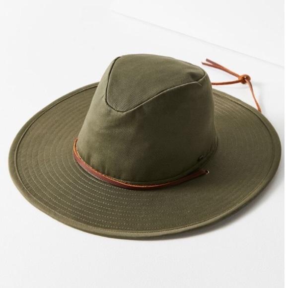 eb7d1f010c7 Brixton Ranger II Hat in Light Olive